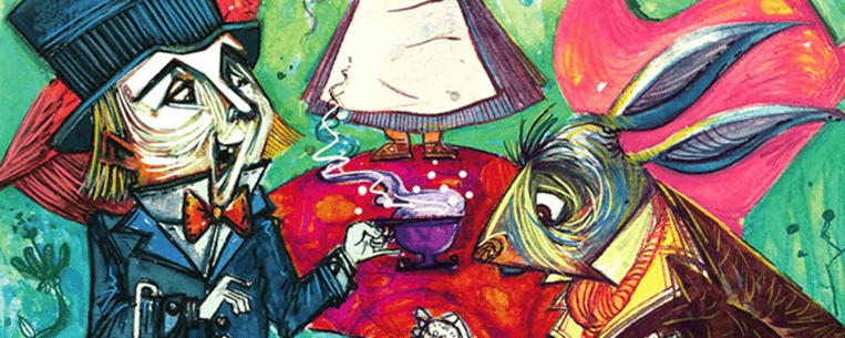 Alice no País das Maravilhas - Destaque Blog Amor por Livros