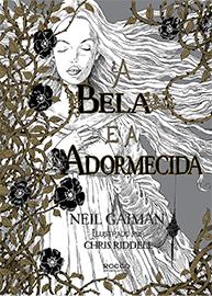 Capa do livro A Bela e a Adormecida