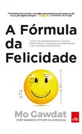 Capa do livro A Fórmula da Felicidade