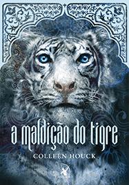 Capa do livro A Maldição do Tigre