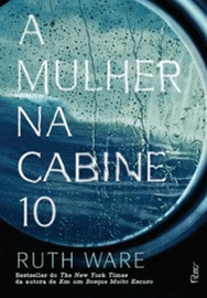 Capa do livro A Mulher na Cabine 10