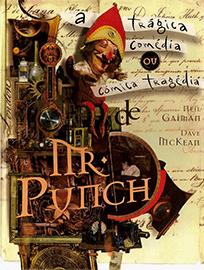 Capa do livro Mr. Punch