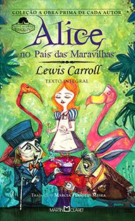 Capa do Livro Alice no País das Maravilhas