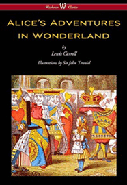 Capa do livro Alice's Adventures in Wonderland