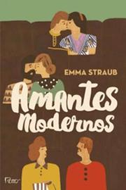 Capa do livro Amantes Modernos