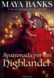 Capa do livro Apaixonada por um Highlander
