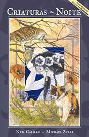 Capa do quadrinho Criaturas da Noites