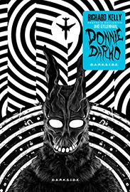 Capa do livro Donnie Darko, da editora Darkside