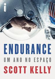Capa do livro Endurance - Um ano no espaço