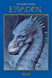 Capa do livro Eragon