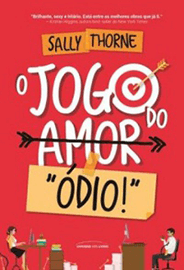 Capa do livro O Jogo do Amor/Ódio!