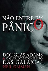 Capa do livro biográfico Não Entre em Pânico