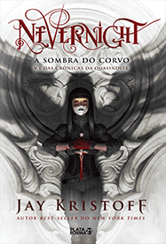Capa Nevernight - As Crônicas da Quasinoite