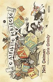 Capa do livro O Alfabeto Perigoso