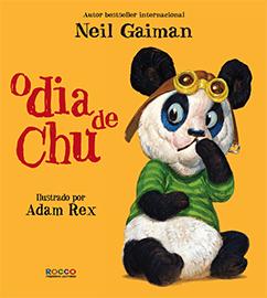 Capa do livro O Dia de Chu