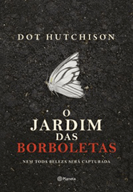 Capa do livro O Jardim das Borboletas