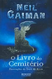 Capa de O Livro do Cemitério, de Neil Gaiman