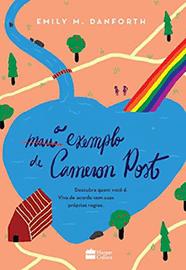 Capa do livro O Mau Exemplo de Cameron Post