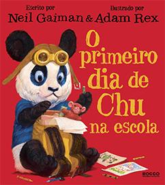 Capa do livro O Primeiro Dia de Chu na Escola
