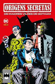 Capa do quadrinho Batman - Origens Secretas