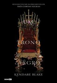 Capa do livro Um Trono Negro
