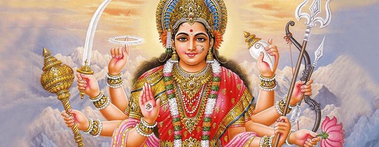 Deusa Durga