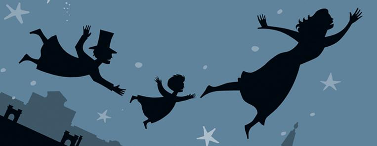 Capa do livro Peter Pan