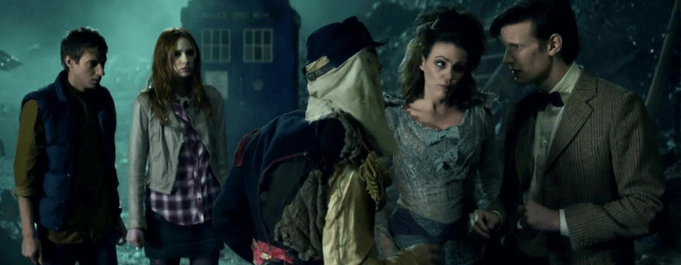 Doctor Who - Episódio The Doctor's Wife